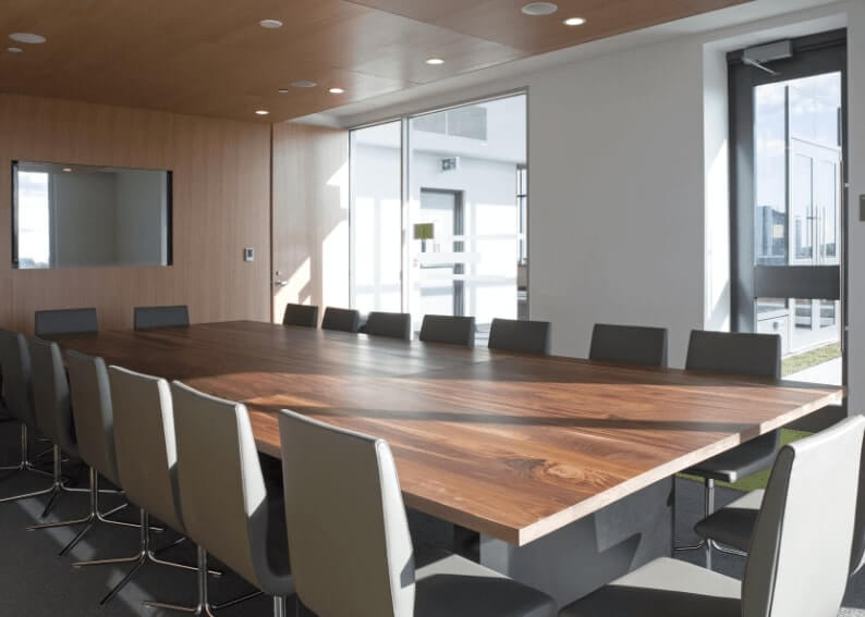 Meeting room at Centennial Place